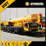 80 Ton Camión grúa móvil QY80 Nueva grúa elevadora