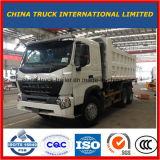 HOWO A7 10 Kubieke Vrachtwagens van de Stortplaats van de Speculant 371HP 20