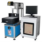 Máquina para de madera, Jean, materiales de papel /Cmt-60 de la marca del laser del CO2