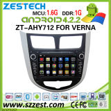 Verna 악센트를 위한 GPS 항법을%s 가진 차 입체 음향 또는 차 DVD 플레이어