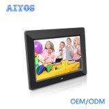 Держатель или Tabletop стены рамка фотоего 10 цифров дюйма с экраном 1280*800p HD