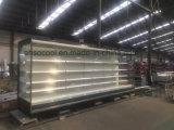를 위한 먼 슈퍼마켓 냉장고 Saso를 가진 청과 전시