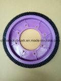 黒い剛毛紫色カラーXingchangの織物のブラシ(YY-744)