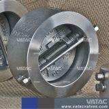 Valvola di ritenuta della cialda dell'oscillazione dell'ANSI Class150lbs/Class300lbs con il singolo disco