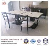 Muebles del hotel con el vector de cena de madera para el comedor (7899)