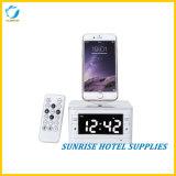 De Dokkende Post van de Wekker van de Functie van Bluetooth van het hotel