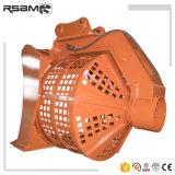 Rsbm 0,5-3.5M3 du tamis rotatif pour Rock de la grille de godet