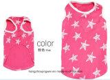 Sunmmer 최고 별 개 t-셔츠 100%년 면 t-셔츠 작은 개 셔츠 연약한 복장 t-셔츠