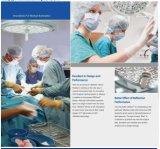 III Série LED Lâmpada cirúrgica 700/700 com luz de Operação do Sistema de Câmara