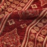 Ткань софы Chenile превосходного прочного жаккарда низкой цены 2018 изготовленный на заказ