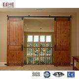 Fantastique haut populaire Hung Grange coulissante de porte en bois