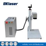 Kleine Minifaser-Laser-Markierungs-Maschine für Schmucksache-Plastiktaste