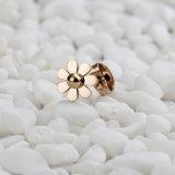 カスタムイヤリングのタイプ多彩なビードの花のイヤリング