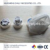 El uso inmediato disponible comprimió trapos mojados del tejido del empuje del tejido