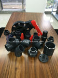 PVC de 110 mm de la válvula de verdadera unión para el riego