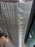Dimensión de una variable 10X10 concreto de la perforación rectangular que refuerza el acoplamiento de alambre soldado