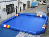 Blauw Opblaasbaar Groot Zwembad