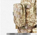 Tactische Rugzak met Hoogte - de Nylon Stof van de dichtheid voor de Digitale Camouflage van het Leger