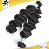 Необработанные волосы в 10А бразильский расширений волос