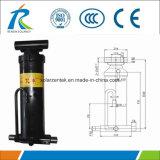 Kundenspezifischer gerades Reise-Öl-Hydrozylinder mit Kohlenstoffstahl