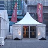 Tienda de aluminio modificada para requisitos particulares de la pagoda del Gazebo del PVC para el acontecimiento y el partido