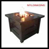 Gás exterior ecossustentável fire pit aquecedor com marcação CE