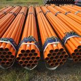 Norma API 5L resíduos explosivos de tubos de aço carbonos soldadas Youfa