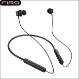 Écouteurs de Suer-épreuve d'écouteurs de Bluetooth avec des crochets d'oreille pour l'exécution de sports