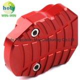 La précision d'usinage CNC les pièces métalliques de la pédale de moto avec des services personnalisés