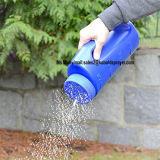 Plastic Hand Salt and Seeder, 2000ml Handy Fertilizer Spreader
