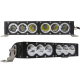 Großhandels-heller Stab-Auto des LED-hellen Stab-60W 11.5inch LED, weißer einzelner heller Stab der Reihen-LED für LKWas und Autoteile