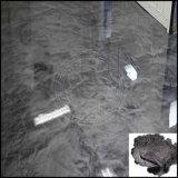 El arte de resina epoxi metálico Recubrimiento de pintura de piso en 3D de polvo de pigmento