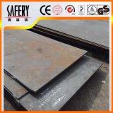 Hojas de acero de carbón de Q235 Q345 con precio competitivo