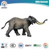 Jouet de plastique d'éléphant de simulation de Hotsale