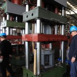 LPGシリンダー製造業ラインのための深い延伸機