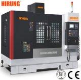 Обрабатывающий центр, VMC1060 Китая фрезерный станок с ЧПУ, Таблица размеров 1300*600, 1000кг загрузка