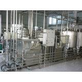 Máquinas automáticas de processamento de produtos lácteos de 500L / H completos