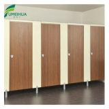 Fmh HPL Junta wc armario con tornillería de acero inoxidable