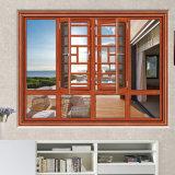 Projeto de alumínio padrão da grade de indicador do Casement de Austrália/cortinas Windows