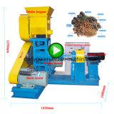 Nasses Geflügel fischen Zufuhr-Tabletten-granulierende Granulierer-Maschine