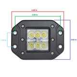 18W Automobile Lighting LED Working Light for Tractors Bus