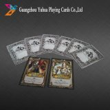 Jugando A tarjetas de juego de mesa Tarjetas