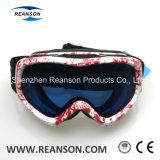 Masque de ski extérieur de sûreté douce de l'ajustement OTG