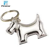 Kunshan 부지깽이 금속 최소한도 주문 로고 반지 없음 Keychain
