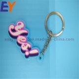Preiswertes Großhandels2D oder kundenspezifisches Schlüsselhalter 3D Kurbelgehäuse-Belüftung Keychain für Verkauf 2018