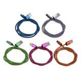 Typ-c USB3.1 aufladendaten-Synchronisierungs-Aufladeeinheits-Kabel für Huawei Samsung