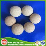 産業処理し難い陶磁器の球