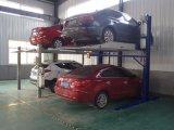 2つの手段の販売のための車の駐車上昇