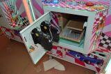 위락 공원 전자 오락실 게임 기중기 클로 선물 기계