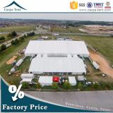 [30مإكس50م] الصين مص عمليّة بيع كبير ألومنيوم صناعيّ تخزين بنية خيمة